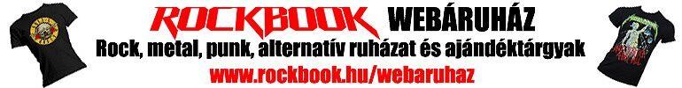 Rockbook webaruhaz