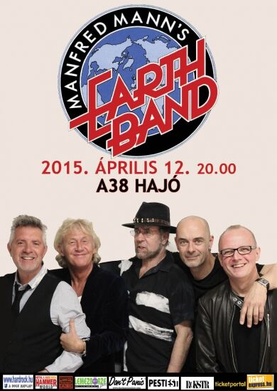 Manfred Mann's Earth Band 2015