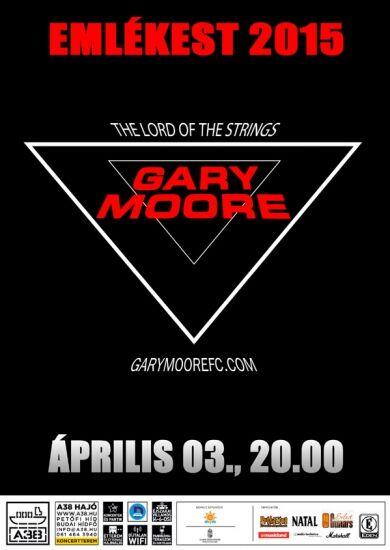 GARY MOORE MEMORIAL CONCERT 2015