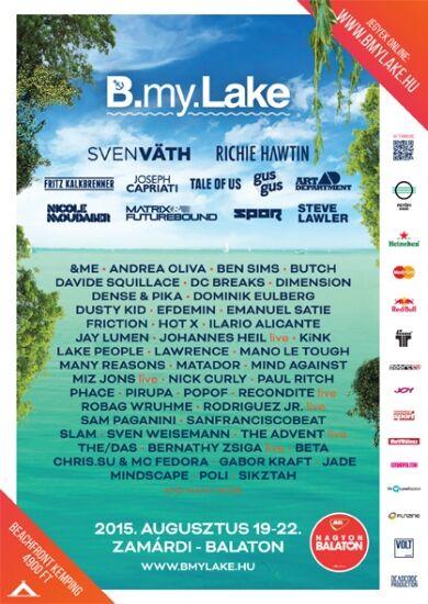 B. My. Lake