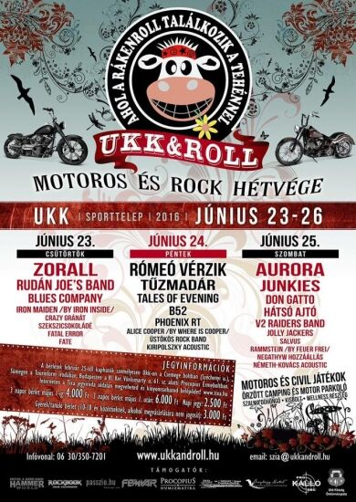 ukk and roll