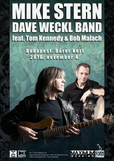 Cudi Purci / Mike Stern & Dave Weckl