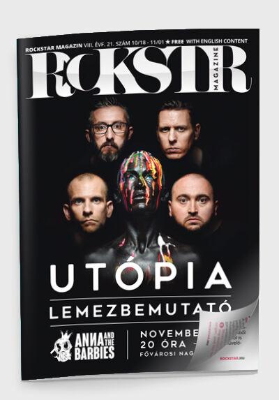 RCKSTR Magazin VIII. évf. 21. szám