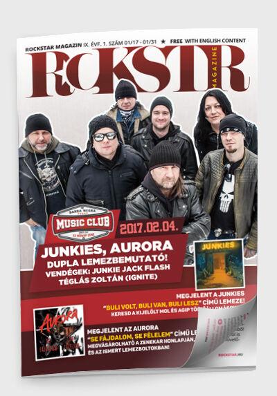 RCKSTR Magazin IX. évf. 1. szám