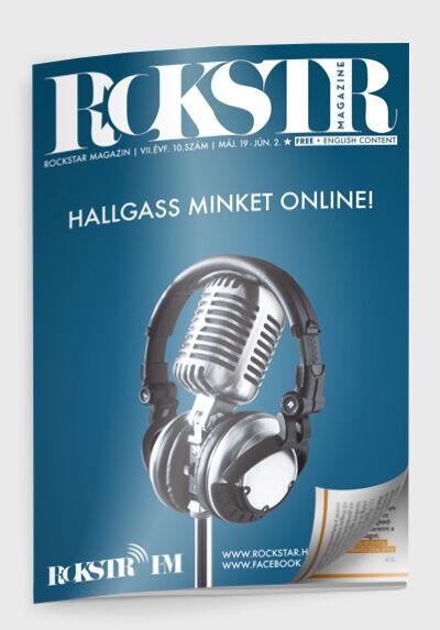 RCKSTR Magazin VII. évf. 10. szám