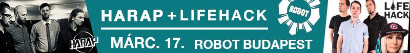 Harap-robot