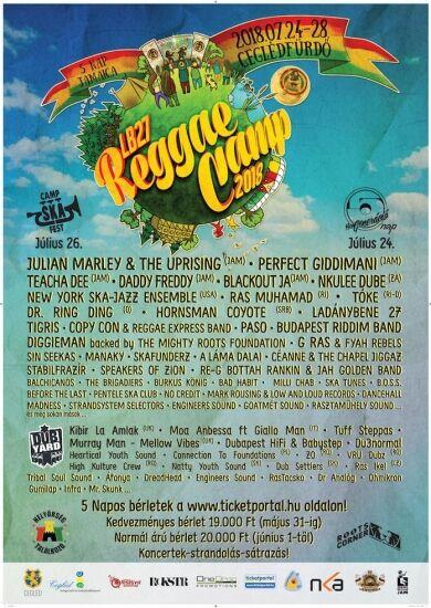Reggae Camp