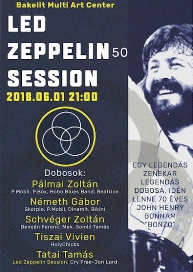Bakelit / Led Zeppelin50