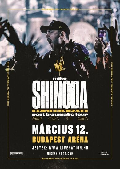 Mike Shinoda | Budapest - Official event