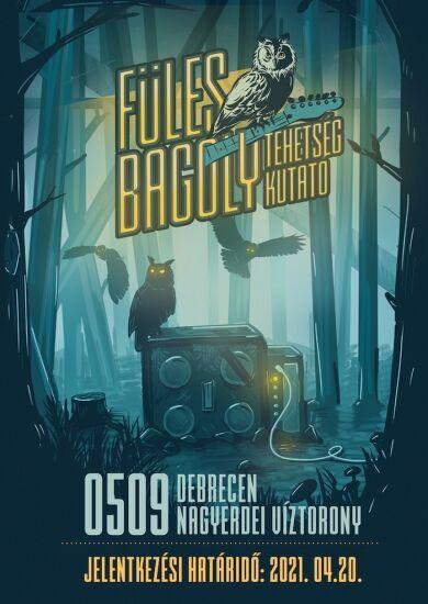 Fülesbagoly // 2021 // Debrecen