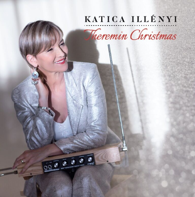 """lllényi Katica egyedülálló """"Theremin Karácsony"""" albumot jelentet meg!"""
