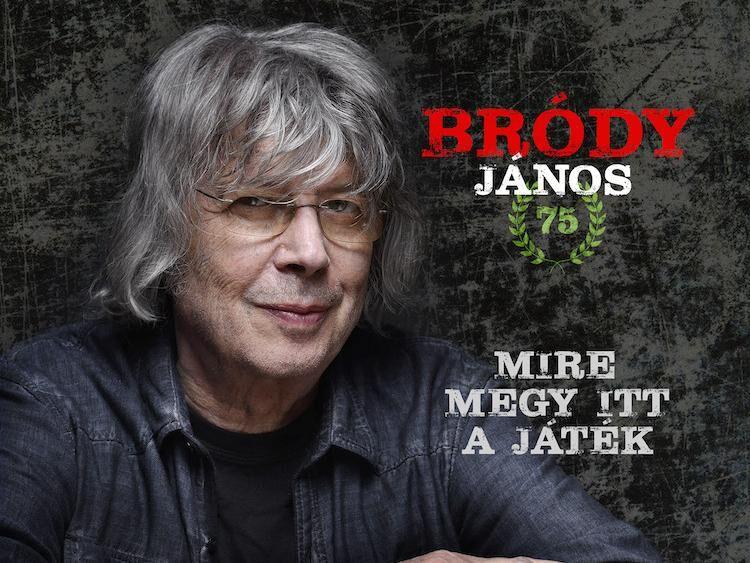 Mire megy itt a játék - Speciális kislemezzel jelentkezett Bródy János!