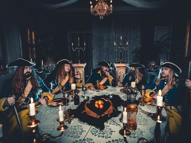 Sabaton, Lordi, The Hu - Budapest felkészül