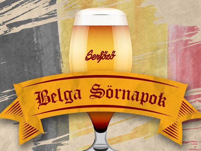 Belga Sörnapok a Gellért Panoráma teraszán - 20 belga csapon, dunai panoráma, belga sörös ételek