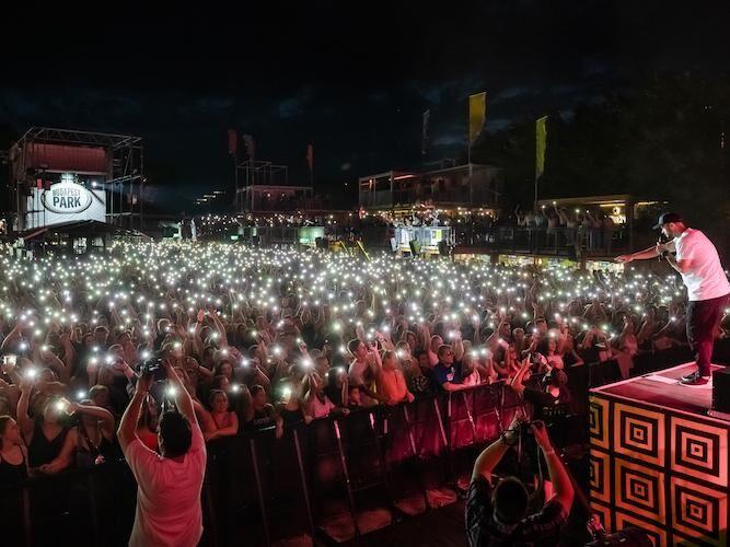 Szept. 15-től ötnapos fesztivállal ünnepli X. jubileumi szezonját a Budapest Park
