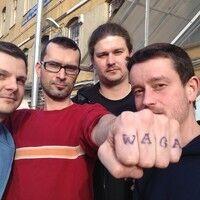 Waga - Kész az első EP