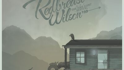 Redbreast Wilson: Hillstomp Boogie