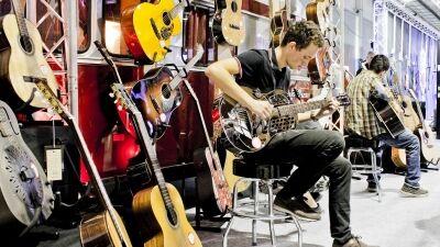 36 ezren élvezték a zenét a Budapest Music Expón