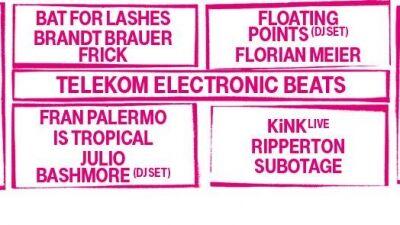 Telekom Electronic Beats Festival Budapest 2016