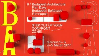 9. Budapesti Építészeti Filmnapok