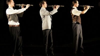Élőkép Színház: Angster re-generációk - Egy orgonakészítő dinasztia sorsa