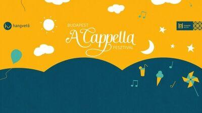 Minden korosztályt vár a harmadik Budapest A Cappella Fesztivál