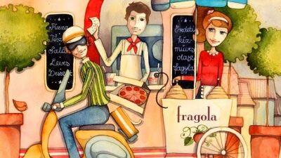 Fragola, az olasz kézműves fagyizó