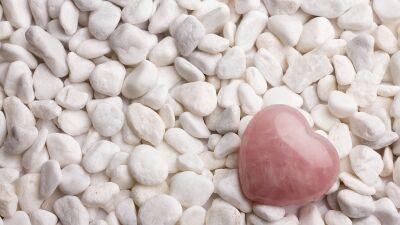 A szeretet köve: rózsakvarc