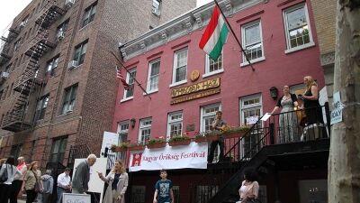 II. Magyar Örökség Fesztivál – Mesterségek Ünnepe New Yorkban
