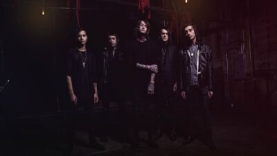 BAD OMENS: a fiatal metal banda októberben Budapesten!