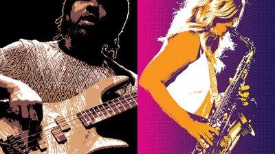 Jazz-funk-soul portrék