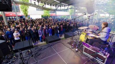 41 ezren élvezték a zenét a Budapest Music Expón