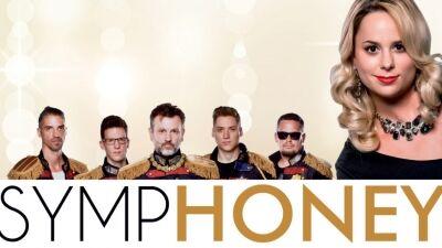 HONEYBEAST -  SYMPHONEY turné 2017
