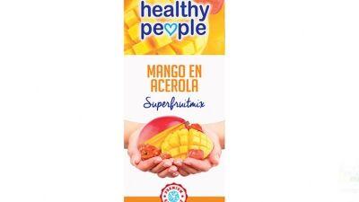 Healthy People mangó-acerola szupergyümölcsmix