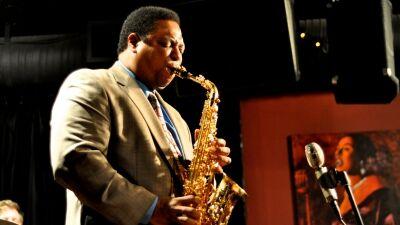 Vincent Herring (USA)& Lukas Oravec Quartet (H/SK) @ Budapest Jazz Club