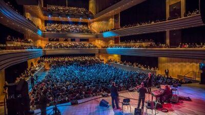 Nemzetközi Jazznap a Müpában