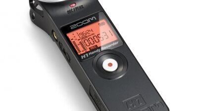 Zoom H1 kézi hangfelvevő a Tajti-Music Hangszeráruházakban