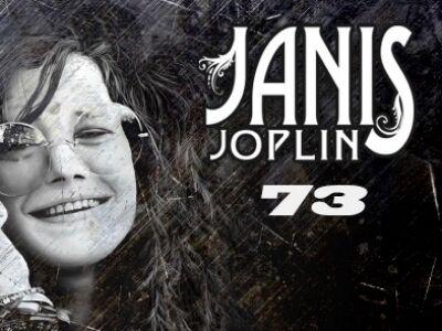 JOPLIN-73 SZÜLETÉSNAPI EMLÉKEST