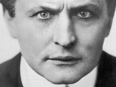 Houdini a könyvtárban