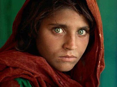 Steve McCurry legendás fotói