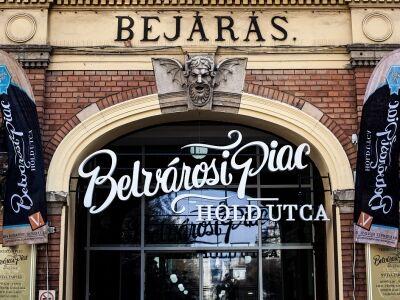 """""""A Belvárosi Piac egy kuriózum, amire lehet építeni"""""""