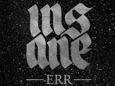 Insane: Err - megjelent az új album a márciusi HammerWorld mellékleteként
