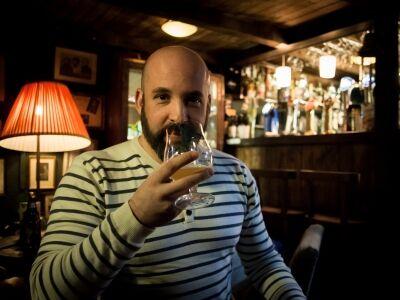 """A jó kézműves sörnek van egy """"életciklusa"""" – interjú a London Stone Pubban"""