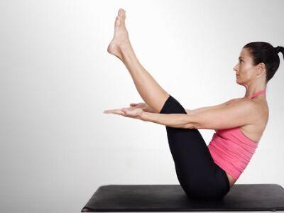 A pilates edzés, a pilates felfrissülés!