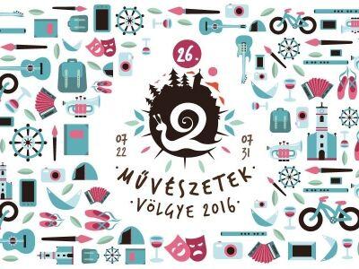 Megvan a Művészetek Völgye 2016-os programja!