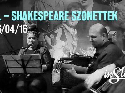 W.H. – Shakespeare szonettek (Sena – Márkos – Gryllus - Szabó)