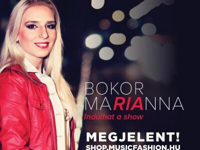 Indulhat a show! - Bokor Marianna lemezbemutató koncert