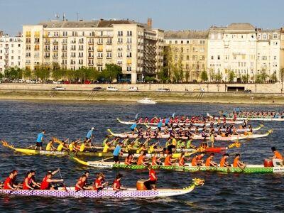 Jön a Dunai Regatta, az év sportfesztiválja!
