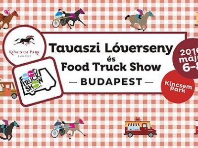 III. Food Truck Show a Kincsem Parkban