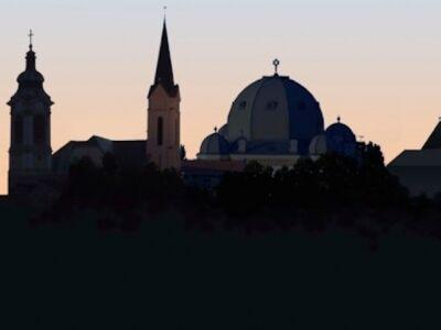 Az elfogadás fesztiválja: ÖT TEMPLOM Győrben